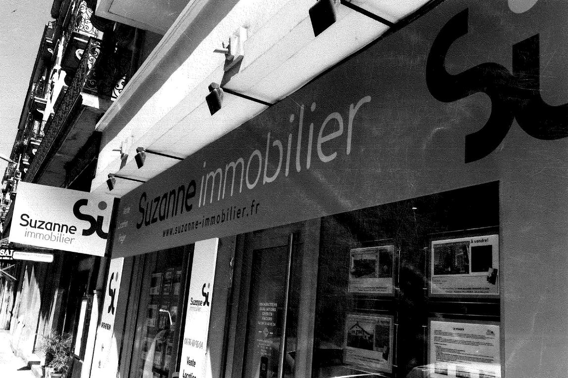 Suzanne Immobilier - Agence immobilière Grenoble centre